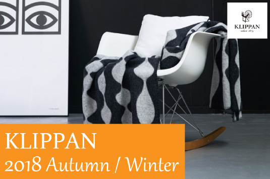 KLIPPAN 2018年秋・冬コレクション