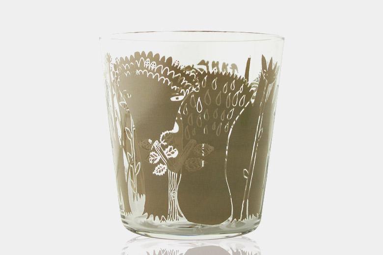 ドナ・ウィルソンの不思議な国のグラス