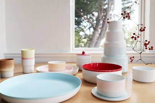 S&B Colour Porcelain collection