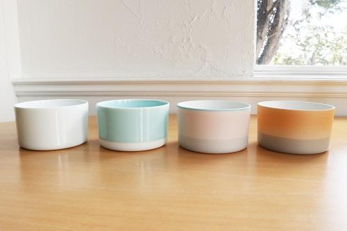 S&B Colour Porcelain collection