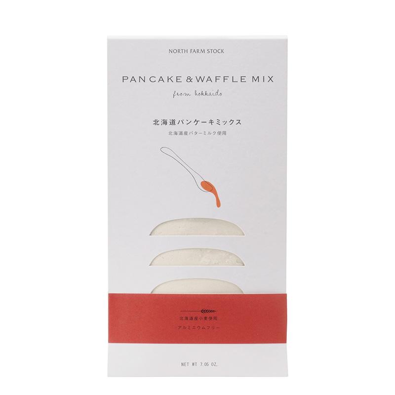 北海道パンケーキミックス