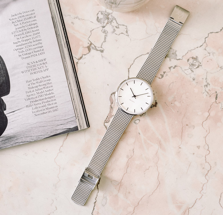 ARNE JACOBSEN WATCH